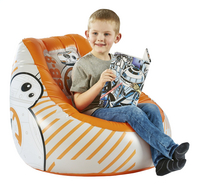 Fauteuil gonflable Star Wars BB8-Image 1