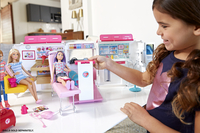 Barbie speelset Ambulance-Afbeelding 1