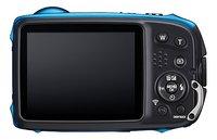 Fujifilm appareil photo numérique FinePix XP 140 bleu-Arrière