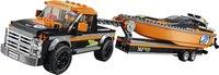 LEGO City 60085 Le 4x4 avec hors-bord-Détail de l'article