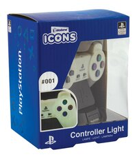 Lamp Playstation controller Icon Light-Linkerzijde