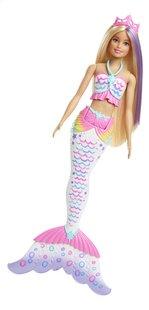 Barbie mannequinpop Dreamtopia Color Magic zeemeermin-Vooraanzicht