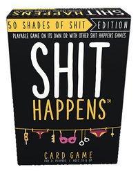 Shit Happens - 50 shades of shit ENG-Vooraanzicht