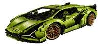 LEGO Technic 42115 Lamborghini Sián FKP 37-Vooraanzicht