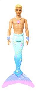 Barbie poupée mannequin  Ken sirène-Avant