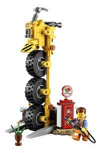 LEGO The LEGO Movie 2 70823 Emmets driewieler!-Vooraanzicht