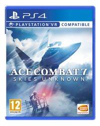 PS4 Ace Combat 7 Skies Unknown ENG-Vooraanzicht