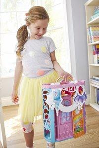Barbie Dreamtopia Château avec poupée et chiot-Image 5