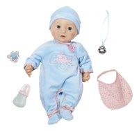 Baby Annabell zachte pop broer