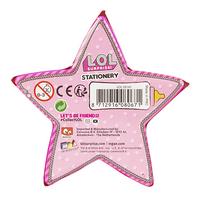 L.O.L. Surprise Boîte en forme d'étoile Stationery-Arrière