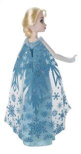 Mannequinpop Disney Frozen Elsa met extra jurk-Achteraanzicht