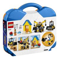 LEGO The LEGO Movie 2 70832 Emmets bouwdoos-Achteraanzicht