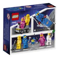 LEGO The LEGO Movie 2 70841 Benny's ruimteteam-Achteraanzicht