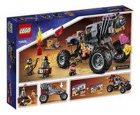 LEGO The LEGO Movie 2 70829 Emmets en Lucy's vlucht buggy!-Achteraanzicht