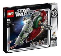 LEGO Star Wars 75243 Slave I 20ste verjaardag-Linkerzijde