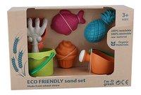 Seau avec accessoires de plage Eco Friendly-Avant