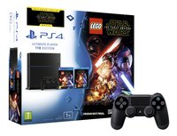 Sony PS4 console 1TB + Lego Star Wars incl. Blu-ray The Force Awakens + 1 extra controller