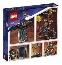 LEGO The LEGO Movie 2 70836 Gevechtsklare Batman en Metaalbaard-Achteraanzicht