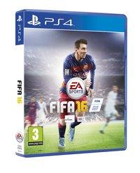PS4 FIFA 16 FR/NL-Côté gauche