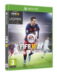 XBOX One FIFA 16 FR/NL-Côté gauche