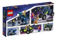 LEGO The LEGO Movie 2 70826 Rex's Rex-treme offroader-Achteraanzicht
