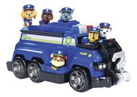 PAW Patrol Chase's Team Police Cruiser + 6 figuren-commercieel beeld