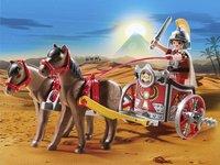 Playmobil History 5391 Romeinse strijdwagen met tribuun-Afbeelding 1