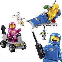 LEGO The LEGO Movie 2 70841 Benny's ruimteteam-Vooraanzicht