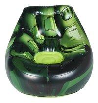 Opblaasbare zetel Avengers Hulk-Vooraanzicht