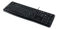 Logitech toetsenbord K120-Rechterzijde