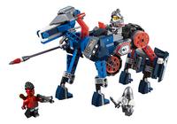 LEGO Nexo Knights 70312 Lance's paard-Vooraanzicht