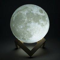 Lamp Maanlamp 3D-Afbeelding 1