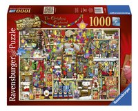 Ravensburger puzzel The Christmas Cupboard-Vooraanzicht