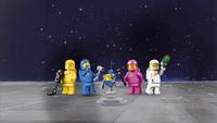 LEGO The LEGO Movie 2 70841 Benny's ruimteteam-Afbeelding 1