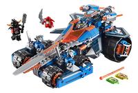 LEGO Nexo Knights 70315 Clay's Zwaard-Vooraanzicht