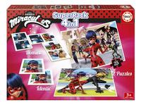 Miraculous - SuperPack 4 en 1-Avant