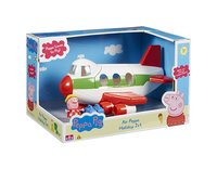Speelset Peppa Pig vliegtuig