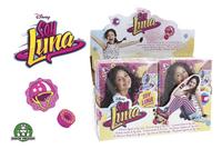 Disney Soy Luna Geheim dagboek-Linkerzijde