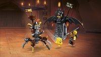 LEGO The LEGO Movie 2 70836 Gevechtsklare Batman en Metaalbaard-Afbeelding 2