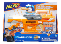 Nerf blaster Elite N-Strike Accustrike Falconfire