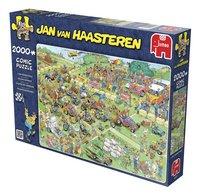 Jumbo puzzle Jan Van Haasteren Course de tondeuse-Avant