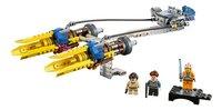 LEGO Star Wars 75258 Anakin's Podracer 20ste verjaardag-Vooraanzicht