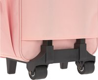 Lässig zachte reistrolley Flamingo 46 cm-Onderkant