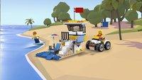 LEGO Creator 3-in-1 31079 Zonnig surferbusje-Afbeelding 1