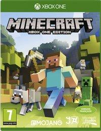 XBOX One Minecraft FR