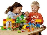 LEGO DUPLO 10584 Het dierenpark-Afbeelding 1