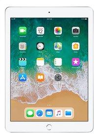 Apple iPad Wi-Fi 128 GB zilver-Vooraanzicht