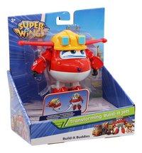 Robot Super Wings S3 Transforming - Build-it Jett-Côté gauche