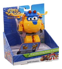 Robot Super Wings S3 Transforming - Build-it Donnie-Côté gauche