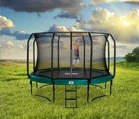 Salta ensemble trampoline First Class Ø 3,66 m vert-Image 1